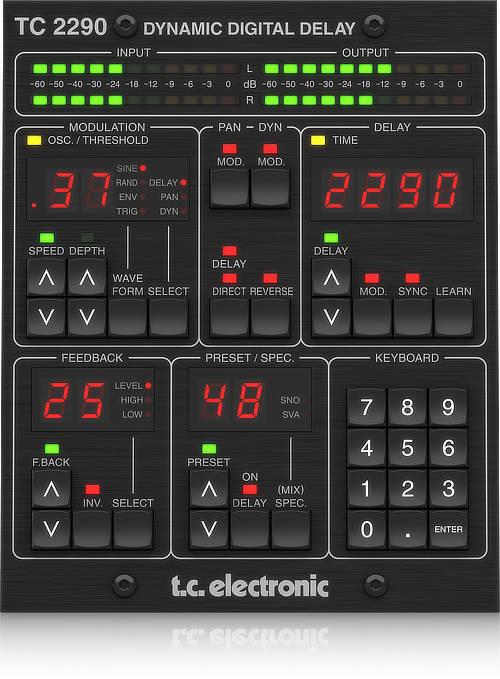 TC Electronics TC2290 DT