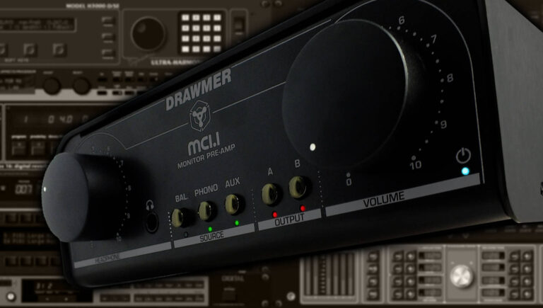 Drawmer MC1.1 Monitor Controller Review
