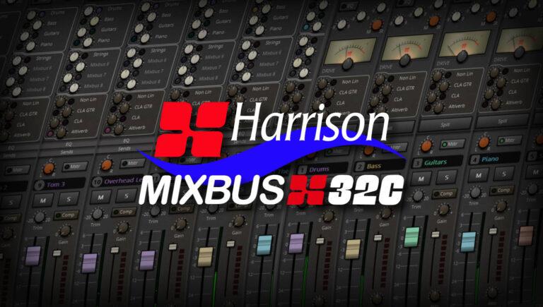 Harrison Mixbus 32C Review