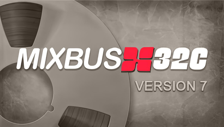 Harrison Mixbus 32C Version 7