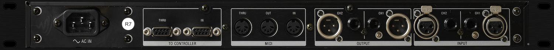 Sony DPS-R7 Rear
