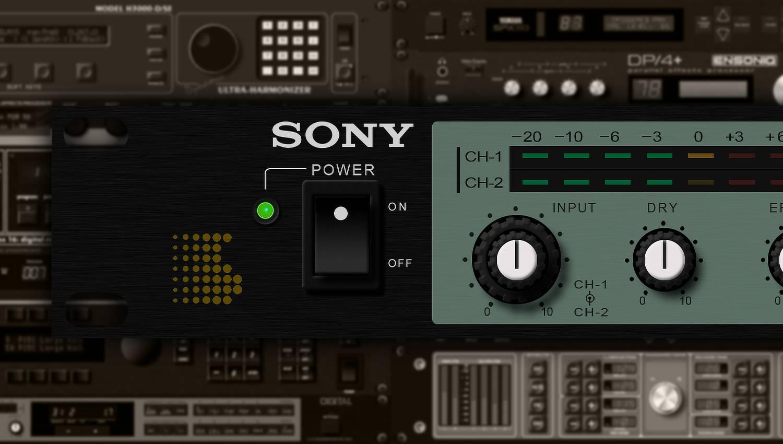 Sony MU-R201 Reveiw