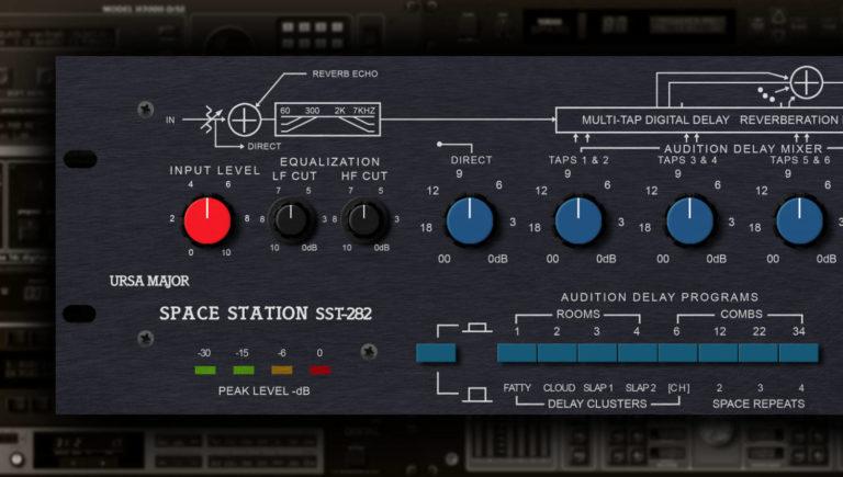 Ursa Major Space Station Sound Samples
