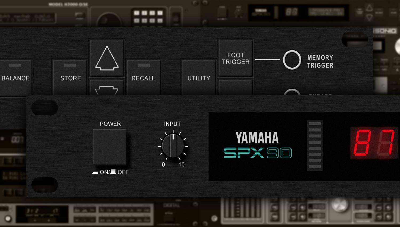 Yamaha SPX90 Audio Samples