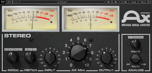 Waves Aphex Aural Exciter Plugin