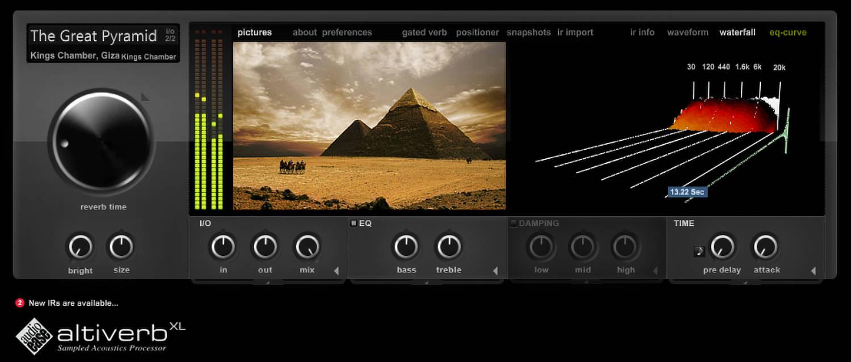 Audio Ease Altiverb XL Review
