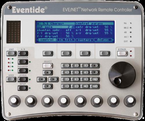 Eventide Remote Control