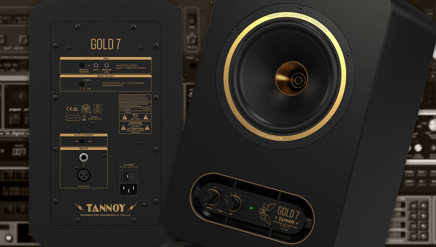 Tannoy Gold 7 Review
