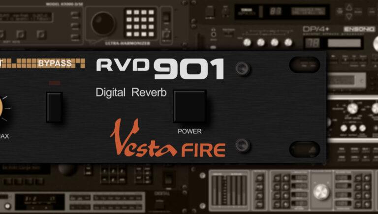 Vesta Fire RVD901 Review