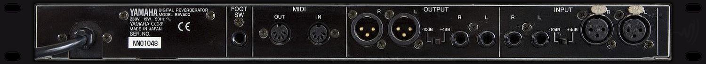 Yamaha REV500 Rear